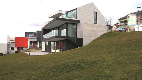 Architektur Einfamilienhaus