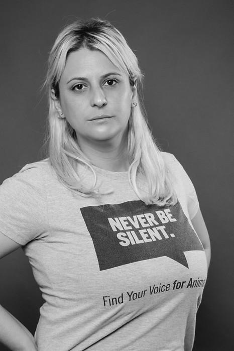 Carol Zerbato - Ativista