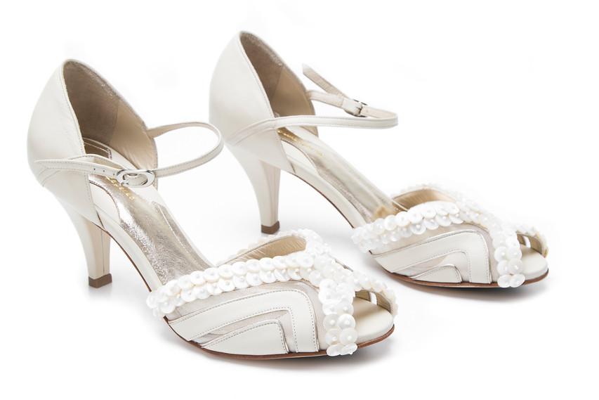 Sapato noiva, Flavia Aranha