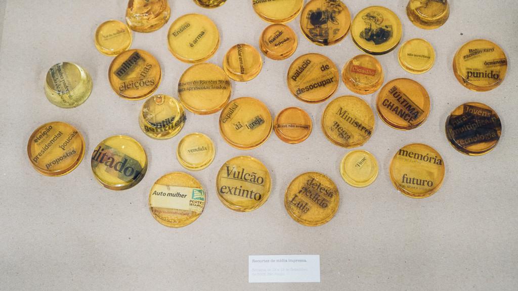 Fósseis de memória / Memory fossils