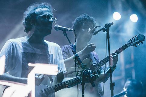 Cícero e Marcelo Camelo