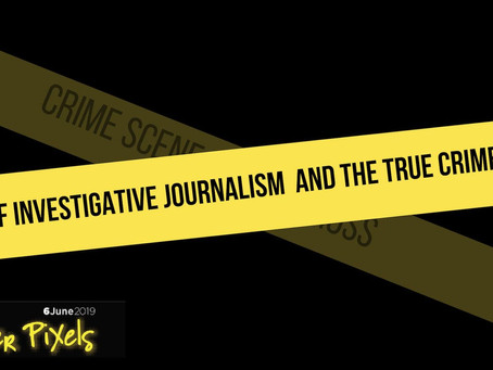 Sidestep the State of Origin. Tackle True Crime instead!