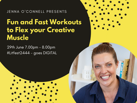 Fun and Fast Workouts to Flex your Creative Muscle!