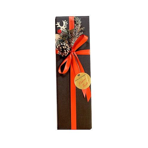 Confezione + decorazione carta