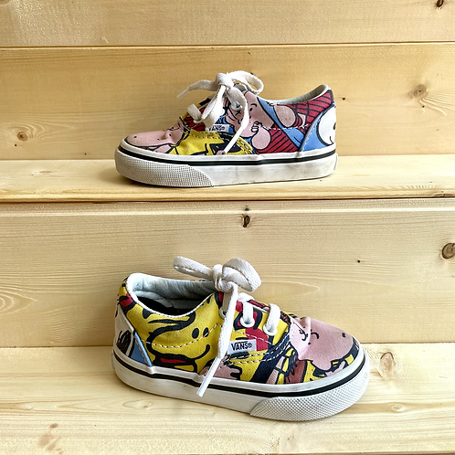 Snoopy Princess Vans (UK4/EU20)