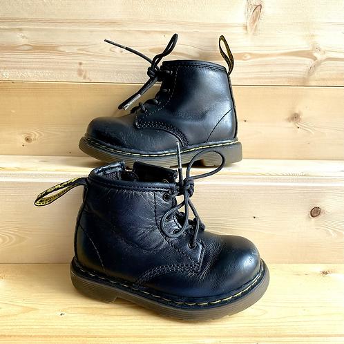 Black Lace up Doc Martens (UK5/EU21.5)