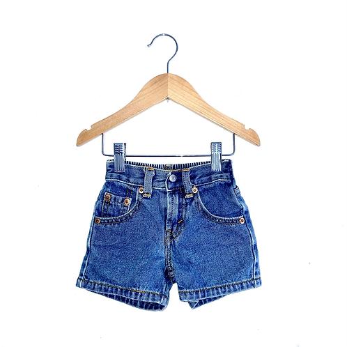 Tiny Vintage Levi's Denim Shorts (3/12m)