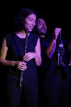 Hamelin, la légende du joueur de flûtes, fred Lavial conteur