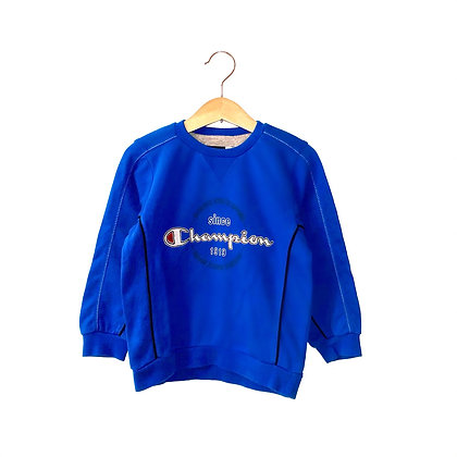 Vintage Champion Blue Sweatshirt (3/5y)