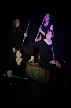 quatuor flutilités