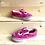 Thumbnail: Fluffy Eye Detail Vans (UK5.5/EU22)