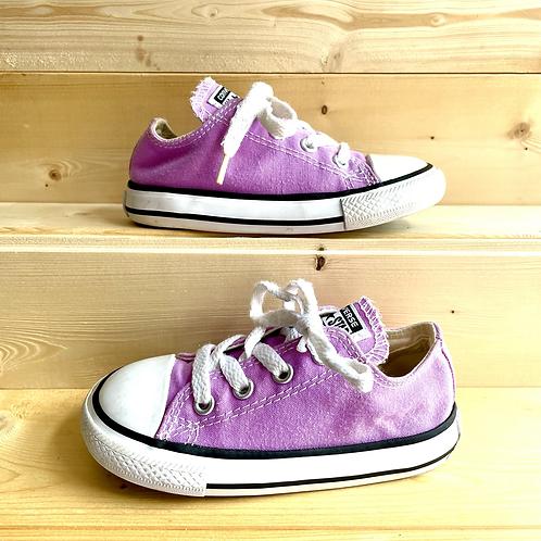 Lilac Converse (UK7/EU23)