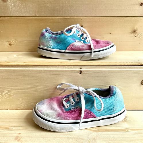 Multi Tie Dye Vans (UK11/EU28)