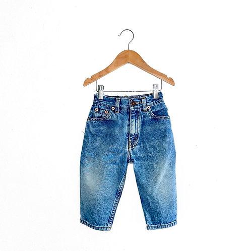 Vintage Levi's Soft Tapered Leg Jeans (1y+)