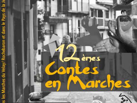 12EME FESTIVAL CONTES EN MARCHES