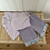 Thumbnail: Lilac Floral Trim Denim Shorts (7/8y)
