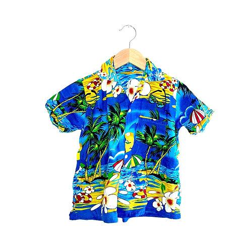 Vintage Hawaiian Shirt (4/6y)