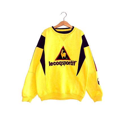 Vintage Lecoqsportif Sweatshirt (8/10y)