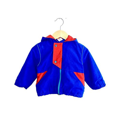 Colourblock Vintage Hooded Jacket (18/24m)