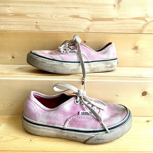 Tie Dye Pink Vans (UK11)