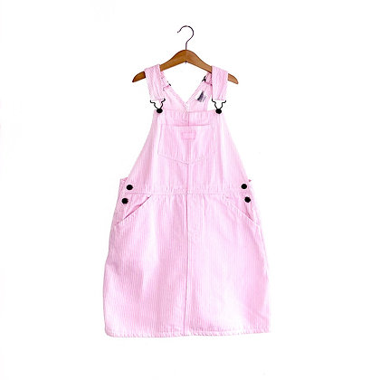 Vintage Oshkosh Pinafore Dress (Teens 12y+ or Small Ladies)