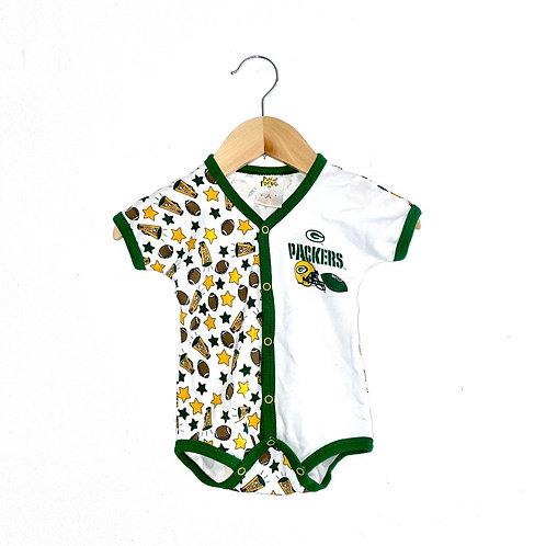 Vintage Packers Baby Shortie (3/9m)
