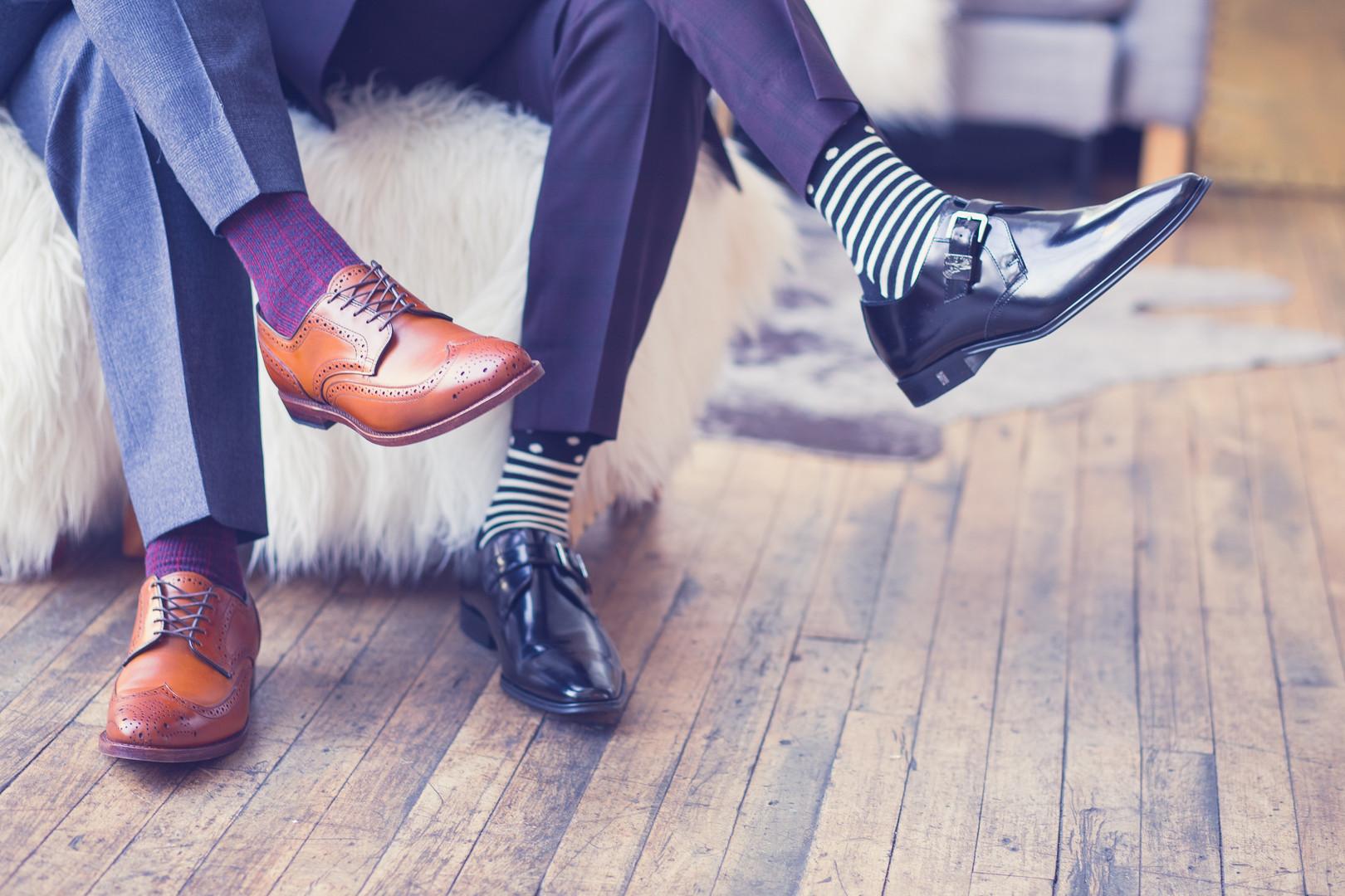 LGBTQ Wedding Shoes