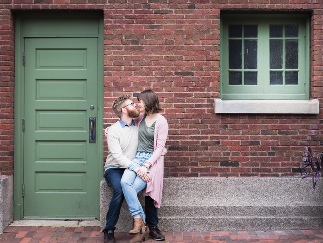 Engagment Photography - Lincoln Park