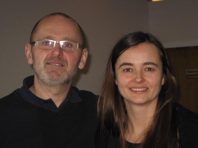 Francis & Vanda Krutsky