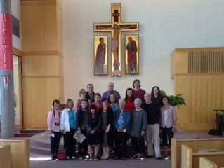 ESAG Members attend Portland Retreat