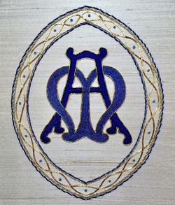 Ave Maria Medallion