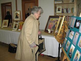 Mini Exhibitions at Vancouver Parishes