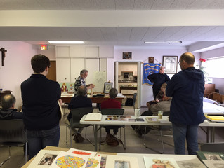 """""""Shop Talk"""" Session a hit at ESAG in May"""