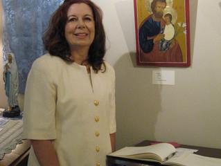 Brazilian Artist Shares Her Journey