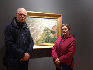 Epiphany Sacred Arts Guild Visits the French Moderns: Monet to Matisse 1850-1950