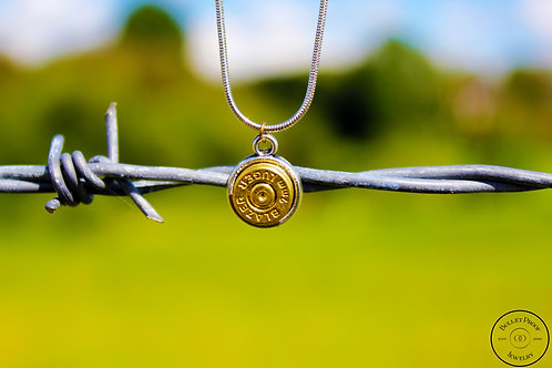 9mm single necklace
