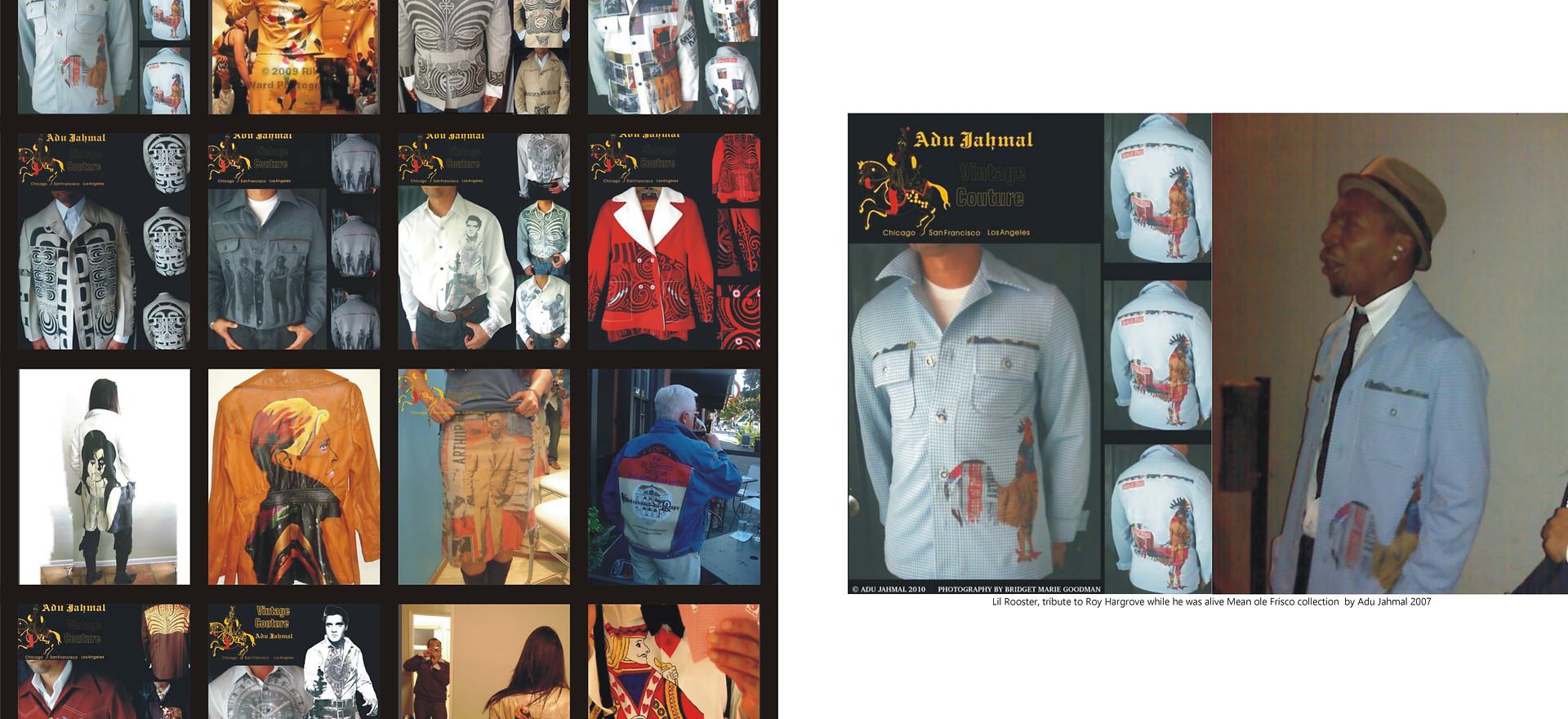 LA RocknRoll Jackets