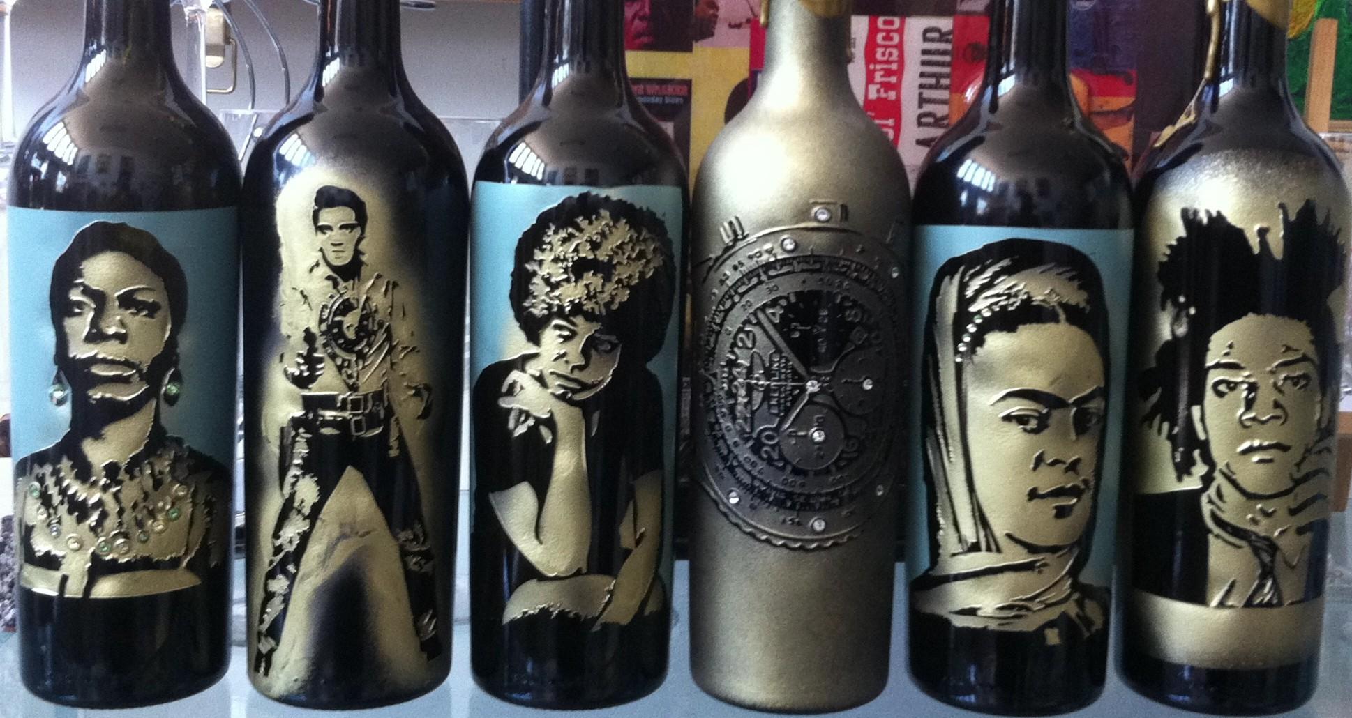 bottles-show