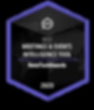 2020 Winner Badge (Meetings & Events Int