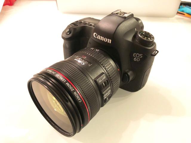 登山用のカメラを考える