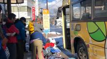 冬の八ヶ岳・天狗岳
