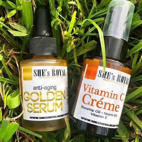 Day and Night Serums