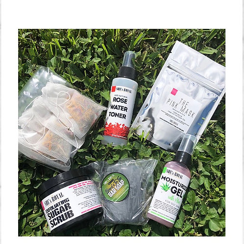 Acne Kit(MOISTURIZING GEL IS OUT OF STOCK)