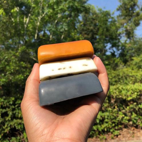 Royal Soap Bar Set