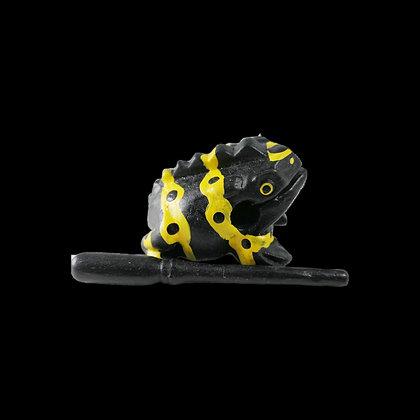 "1.5"" Yellow Dart  Frog"