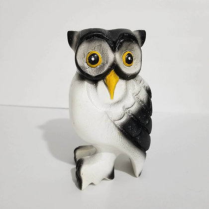 "6"" SNOW OWL"