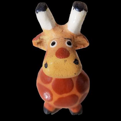 Mini Giraffe Decor Figurine