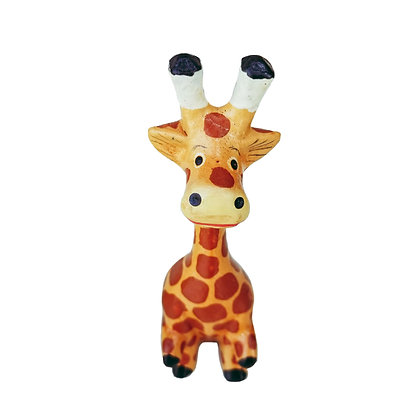 Long Neck Giraffe Decor Figurine