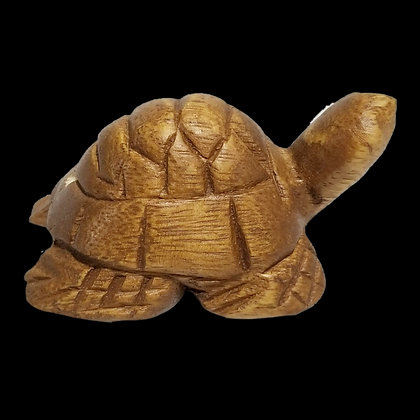 Wooden Whistle Turtle