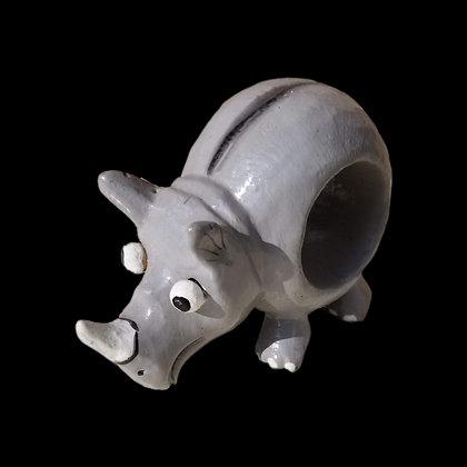 Rhino Napkin Ring